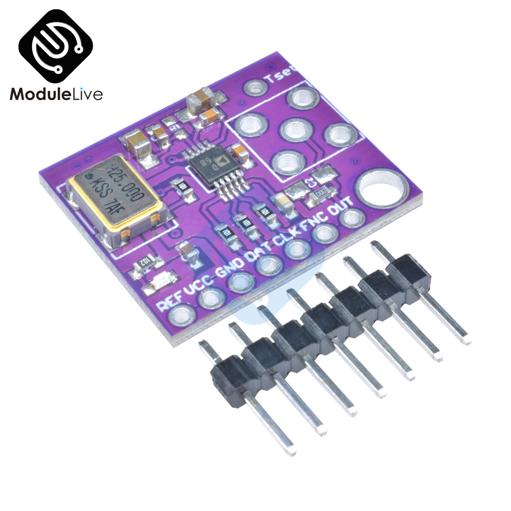 Worldwide delivery ad9833 module in Adapter Of NaBaRa