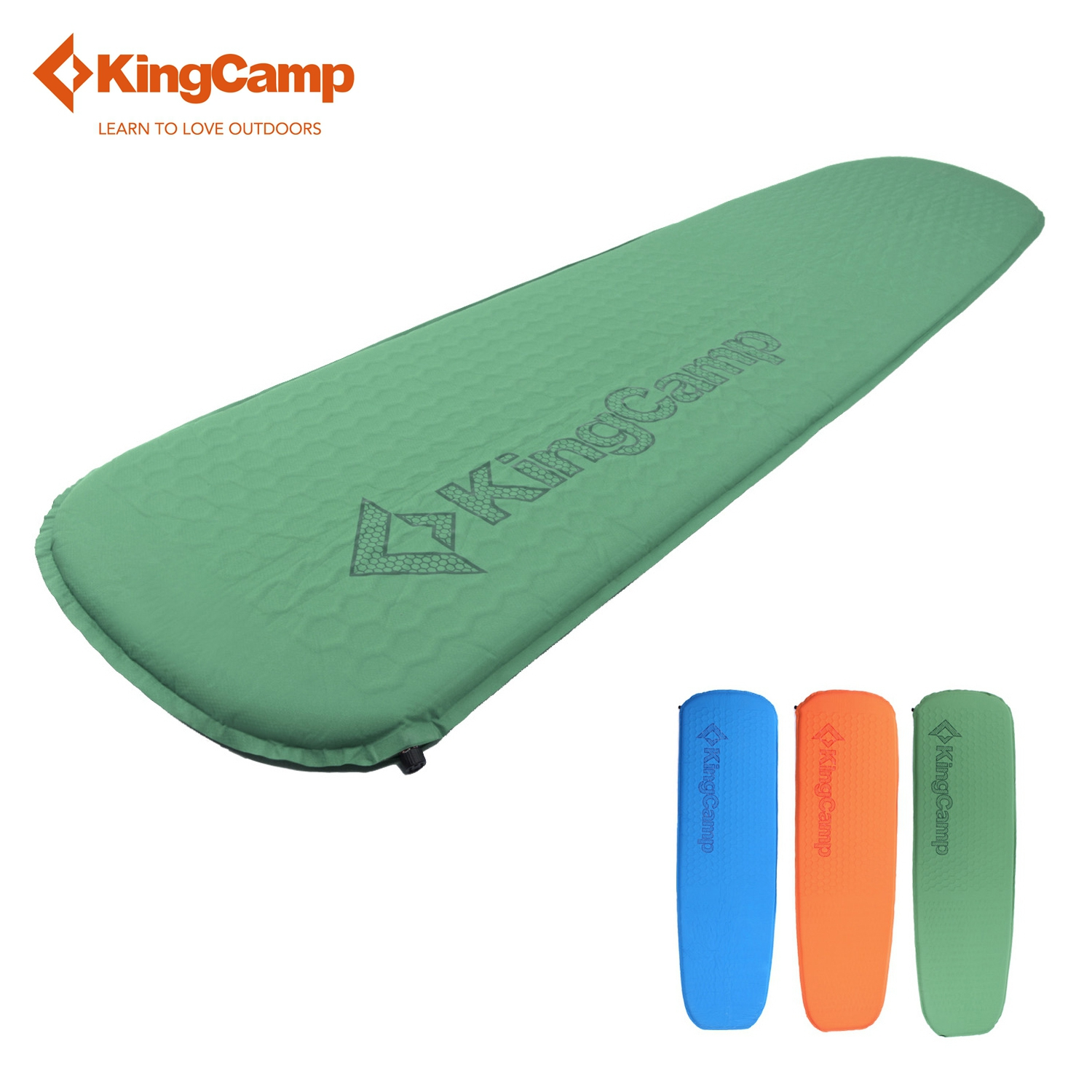 Kingcamp Deluxe Camping Pad Ultralight Sleeping Pad