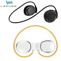 LEPHEE Mini Level Bluetooth Earphones Sport Wireless Headset Touch Control With Microphone Earbuds Waterproof Neckband Earphone