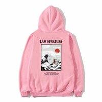 Gato engraçado japonês hoodies 2019 anime impresso sweatshirts mais tamanhos para homem casual streetwear hoodies masculino/feminino pulôver Agasalhos e Moletons     -