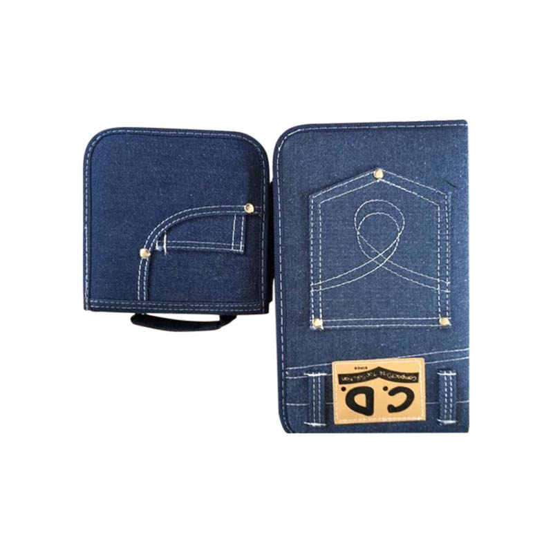 60/128 Pcs Portable CD DVD Holder Bag Disc Storage Case Wallet for Car Home Office Hot Sale