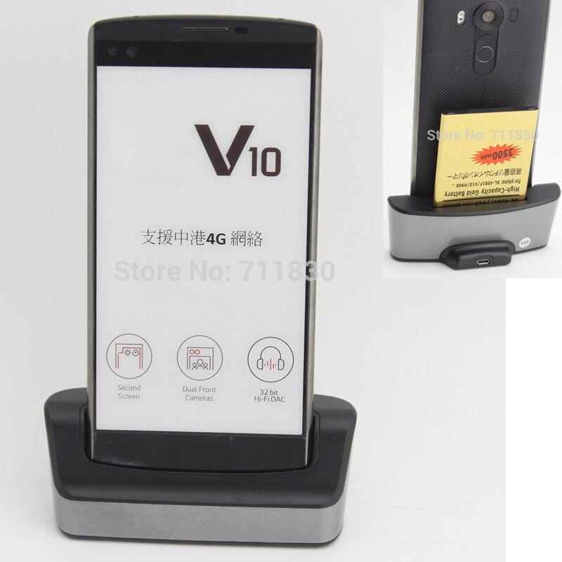 Original Unlocked LG V10 H901/H900 5 7