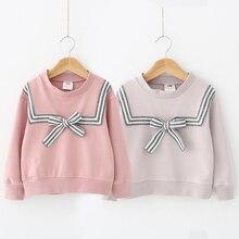 wt-7402 Baby, 2017 new spring wind sweater girls kids children long sleeved jacket jumper