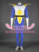 High Quality Custom Made 1th Vegeta Cosplay Costume from Dragon Ball Anime Christmas Holloween Plus Size (S 6XL)