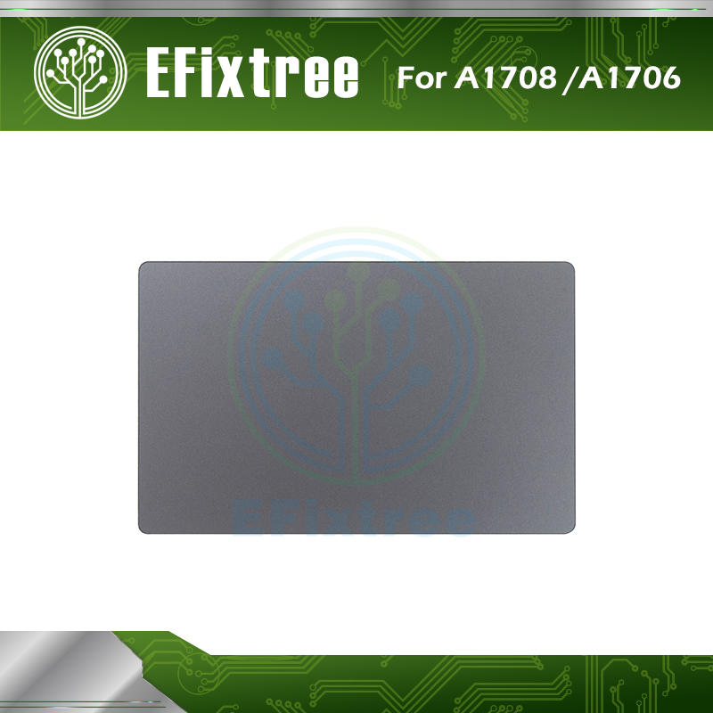 Like New A1708 Trackpad Track Pad Touchpad For Macbook Pro Retina 13.3 inch A1706 Gray 2016 2017 EMC 3164 EMC 2978 EMC 3163 3071 new silver for macbook pro retina 15 4 a1707 force touch pad touchpad trackpad