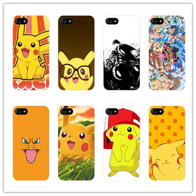 wholesale dealer df81a 9fcbe Pikachu case For Samsung Galaxy s4 s5 s6 s7 edge iphone 5s 5 6 6s 7 ...