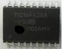 Free shipping 50pcs/lot   PIC16F628A-I/SO PIC16F628A-I PIC16F628A PIC16F628 in stock