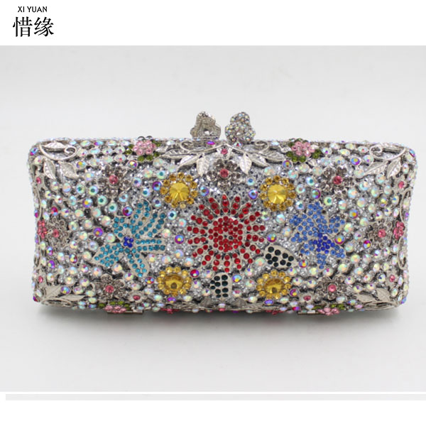 XIYUAN BRAND Card Holder Coin Purse Phone Wallet Cash Pocket Photo Clutch Bag for girl birthday gifts