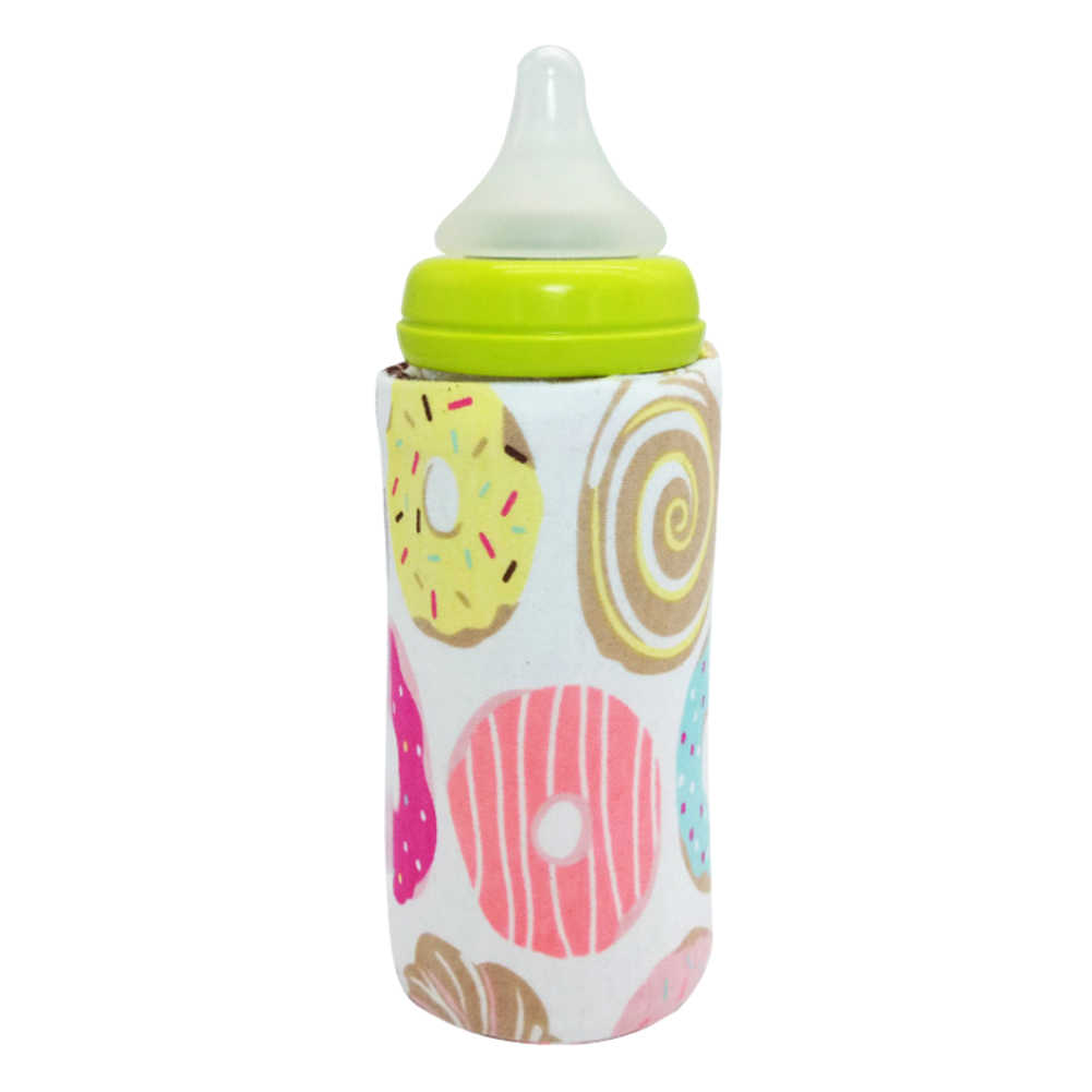 Portable USB Baby Milk Bottle Warmer Heater Coffee Tea Mug Beverage Warming Bag for baby feeding bottle