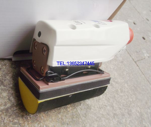 TAIWAN Pneumatic Air Tools Palm Orbital Line Groove Corner Sander Cambered Surface Polisher Curve Sanders CY-2301 14 Models цена