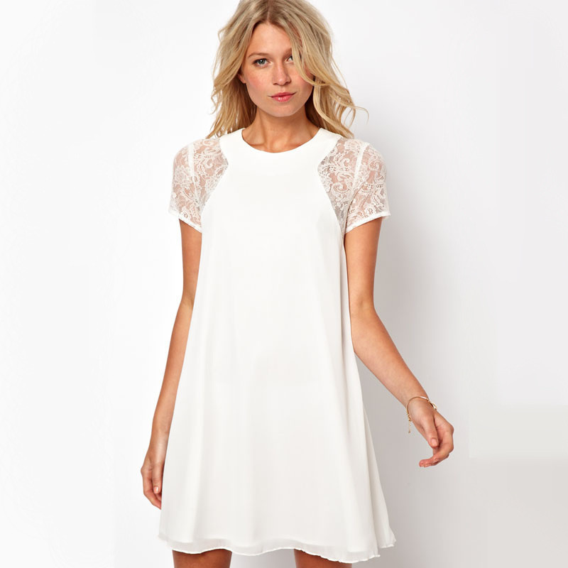 Compare Prices on Short Lace White Dress- Online Shopping/Buy Low ...