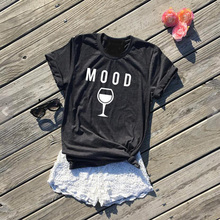 MOOD Wine T-shirt / 4 Colors