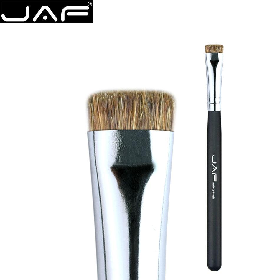 JAF Super Soft Eyeshadow Blending Makeup Brush Natural Hair Professional Eyeshadow Brush For Shadow Make up Brushes tool 08PYE
