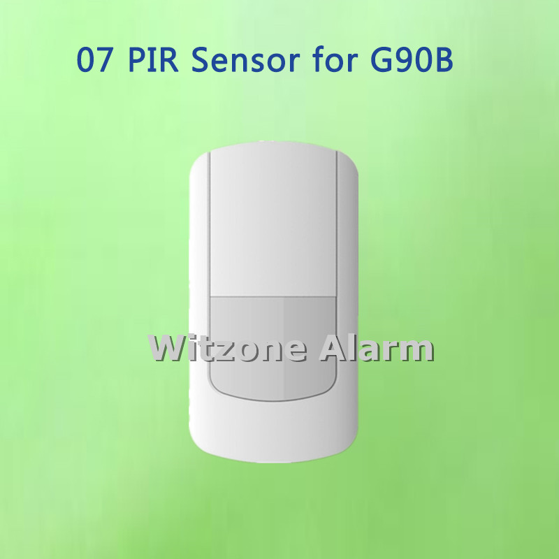 G90B wifi alarm new original sensor wireless pir motion detector with built-in tamper switch, low voltage sms alert xinsilu wireless intelligent pir motion sensor gs wms0 with build in tamper switch for g90b wifi alarm system