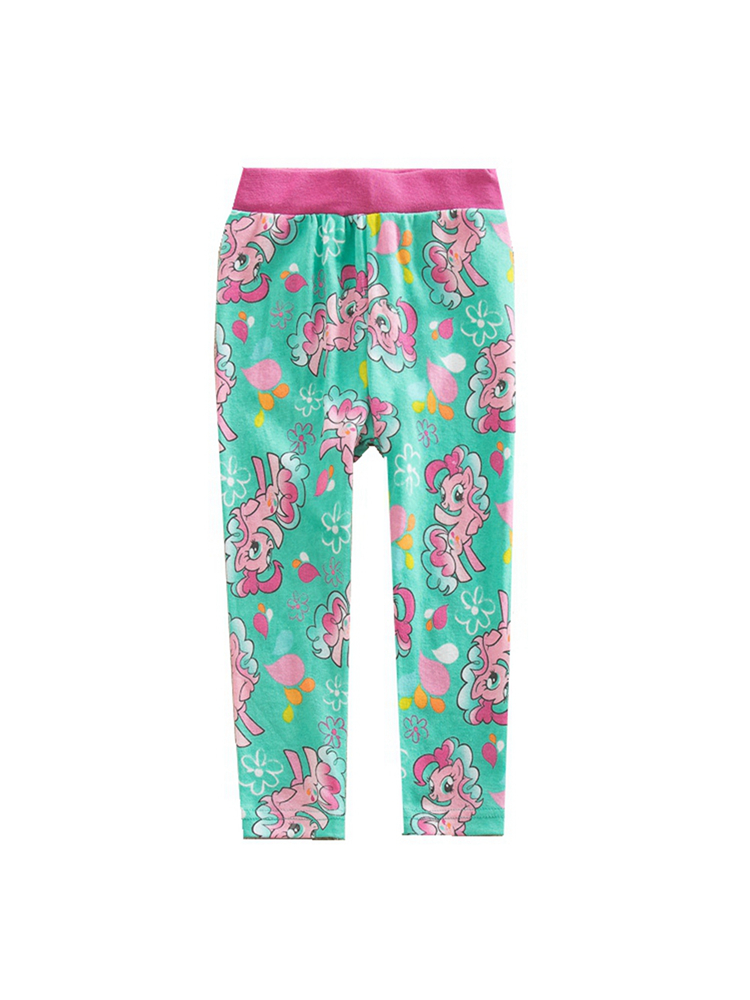 height 35 To 43 Inch, Age 2-4 Years Hunter Green, S Warm Baby Leggings 4 PK Toddler Winter Soft Leggings For Baby Girl