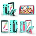 Cool Case For LG G Pad F 8.0 V495/V496/V498 Tablet 3 in 1 Heavy Duty Rugged Full Body Stand Case Cover For LG G Pad 2 V495 #E