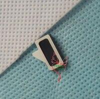 Doogee x9  x9 pro 핸드폰 오리지널 부품 용 기존 doogee x9 이어폰 수신기