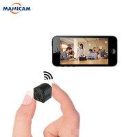 Wireless Wifi IP Mini Camera Micro Cam Motion Sensor Night Vision Video Audio Recorder Secret Surrevillance Security
