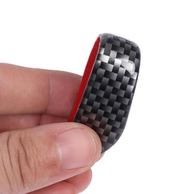 Carbon Fiber Car Door Edge Guard Strip Scratch Protector Anti-collision Trim Anti-rub Car Door Edge Guards Molding Protection