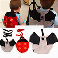 J68 Kintergarden Children Baby Kids Backpacks Keeper Toddler Walking Safety Harness Bag Strap Rein Bat Ladybird Satchel