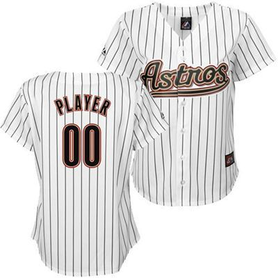 77a2a939d Customized Houston Astros jersey womens baseball jerseys shirt custom logo  Personalized 100% Stitched bests by dr china S-XXL