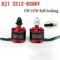 2212 920KV CW CCW Motor de bloqueo automático sin escobillas para F330 F450 F550 quadcopter RC hobby modelo avión