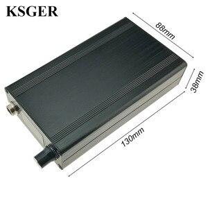 Image 3 - Stazione di saldatura KSGER T12 punte di ferro STM32 V2.01 OLED kit fai da te FX9501 maniglia utensili elettrici punte di saldatura regolatore di temperatura