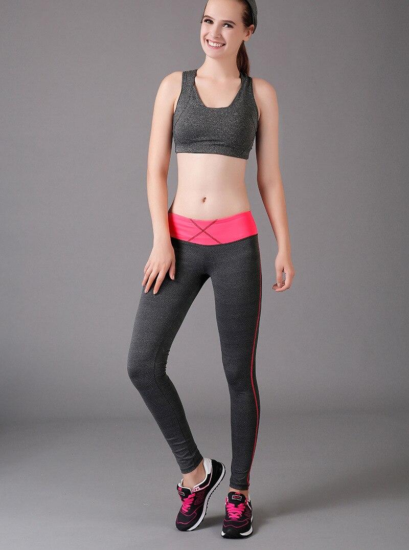 dernière sélection de 2019 homme classcic Femmes Workout Sport remise en forme Slim Leggings pour ...