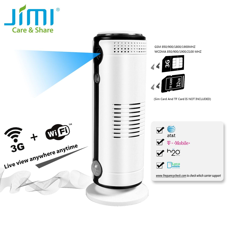 Jimi JH09 3G Hot Selling HD Indoor Wireless 720P Security Camera Surveillance WiFi CCTV Camera Night