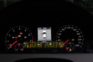 Image 2 - Full color Instrument Cluster Dashboard 280 km/h red Needle Sweep 35D 920 880 D FOR Passat B7 CC