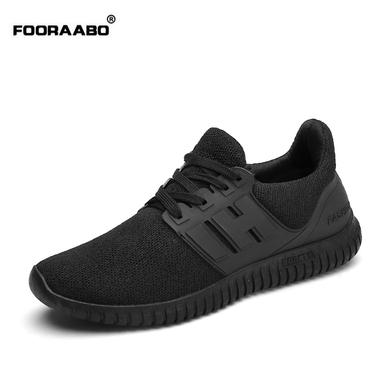 Mens Shoes Casual	low Top Lace Up Brand Breathable Casual 2016 Spring Autumn Fashion For Men Black Red