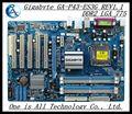 100% оригинал Все твердотельный материнская плата для Gigabyte GA-P43-ES3G DDR2 LGA 775 P43-ES3G поддержка 16 ГБ Desktop Boards