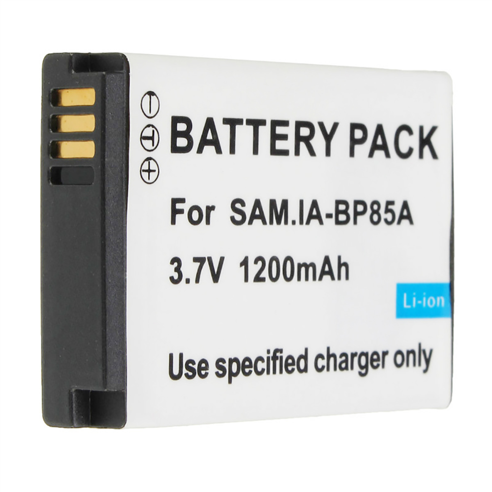Doscing 1200mAh IA-BP85A BP85A BP-85A BP 85A Li-ion Camera Battery For Samsung ST200 ST200F PL210 WB210 SH100 With Wholesale