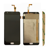 Original For Oukitel K6000 Plus LCD Display With Touch Screen Digitizer Assembly Free Shipping