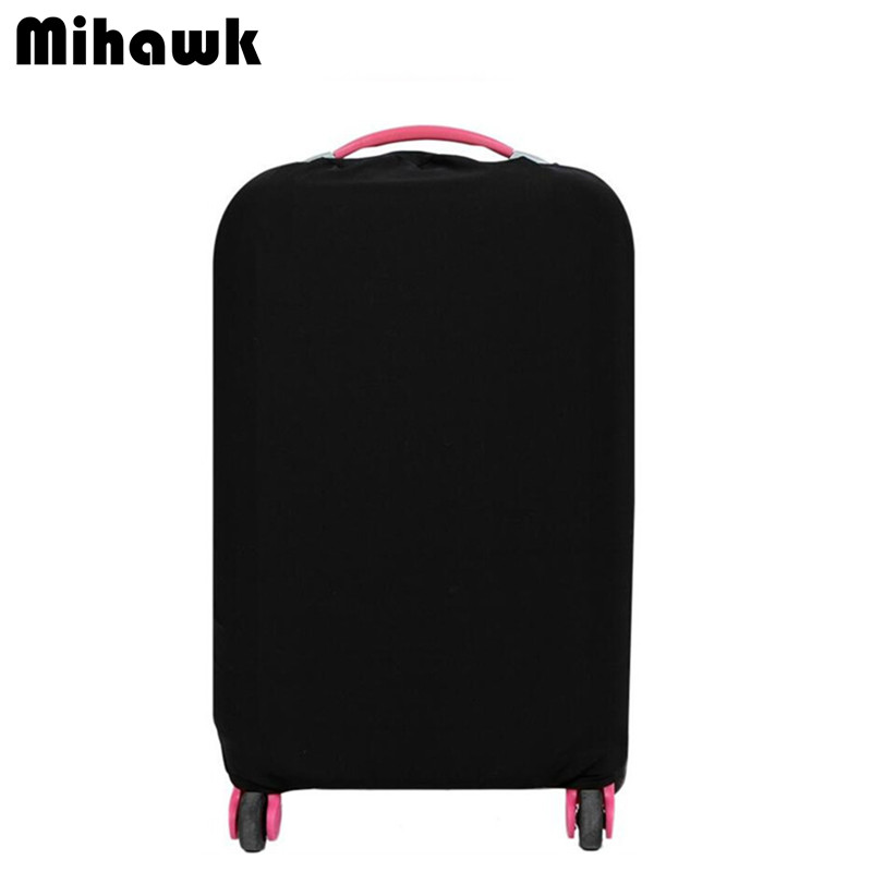 Luggage Protective Cover For 18 to 30 inch Trolley suitcase Elastic Dust Bags Case Travel Accessories Supplies Gear Item Product travel aluminum blue dji mavic pro storage bag case box suitcase for drone battery remote controller accessories