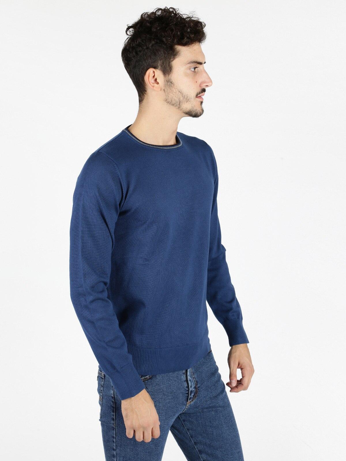 Round Neck Pullover Vest