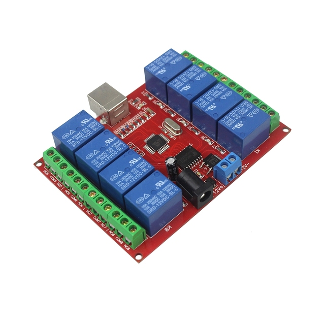 Aliexpress.com : Buy Smart Electronics 8 Channel DC 12V Relay Module on wiring a car relay, wiring a relay 240v, wiring a relay base, wiring a relay for accessories,