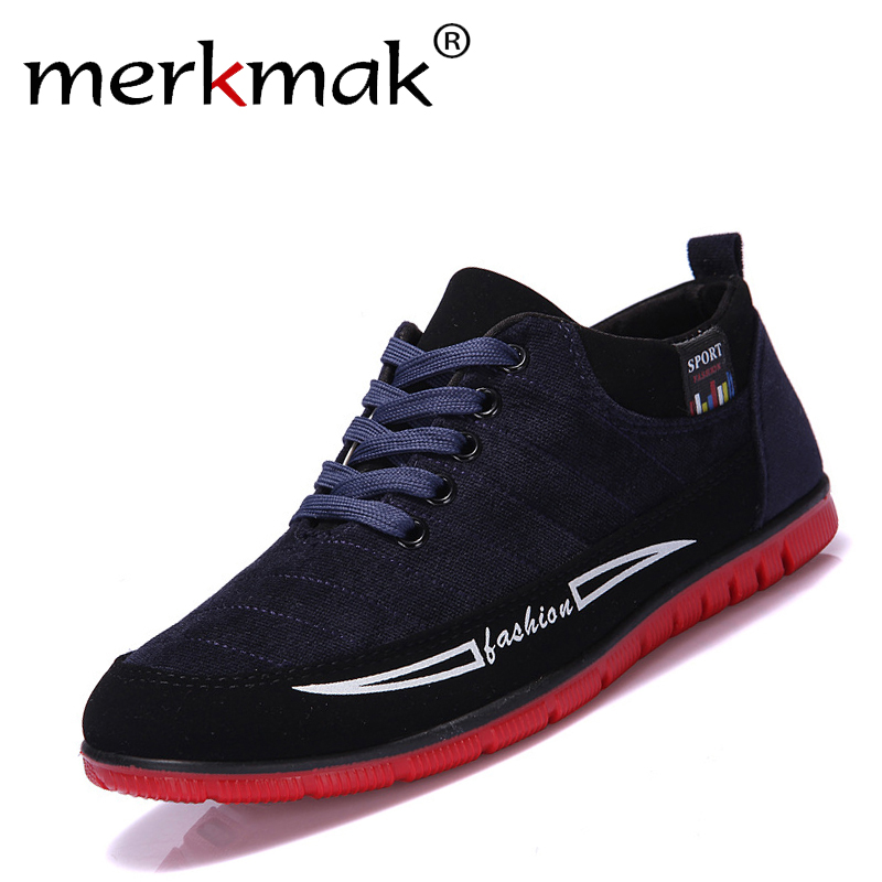 Men's shoes spring as