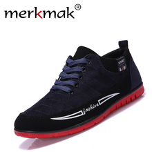men's shoes spring autumn mens fashion leisure  frosted canvas men shoes 2017 flat casual shoes man 38-44