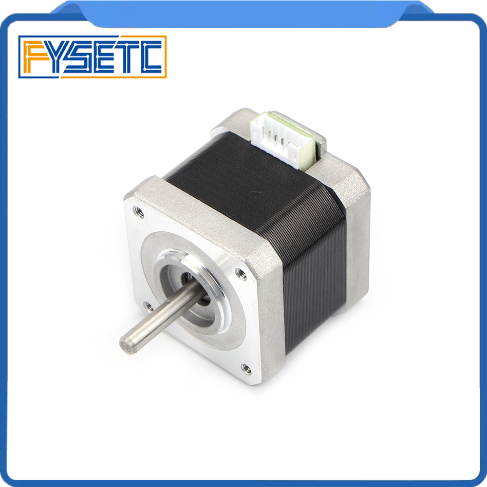 42 Stepper Motor 42-40 Nema 17 Stepper Motor MS17HD2P420A-01 2.0A 2 Phase 1.8 Degree 2.74 V DC With Cable For Extruder CNC