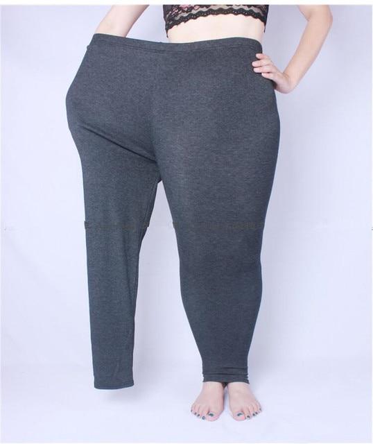 a7ad2d1f935 Shikoroleva Women s Leggings Winter Warm Good Elasticity Thick Jeggings  Pants Trouser Plus Size 5XL 3XL Female Legins