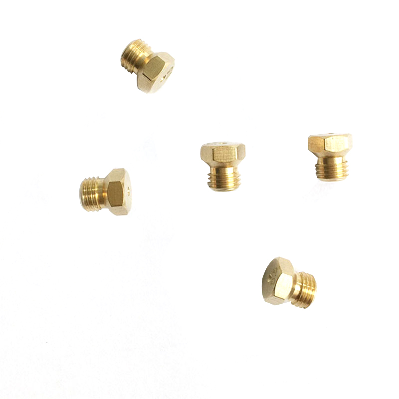 10 PCS M5*0.75 NG Gas Water Heater Accessories Natural Gas Water Heater Nozzle, Boiler Jet