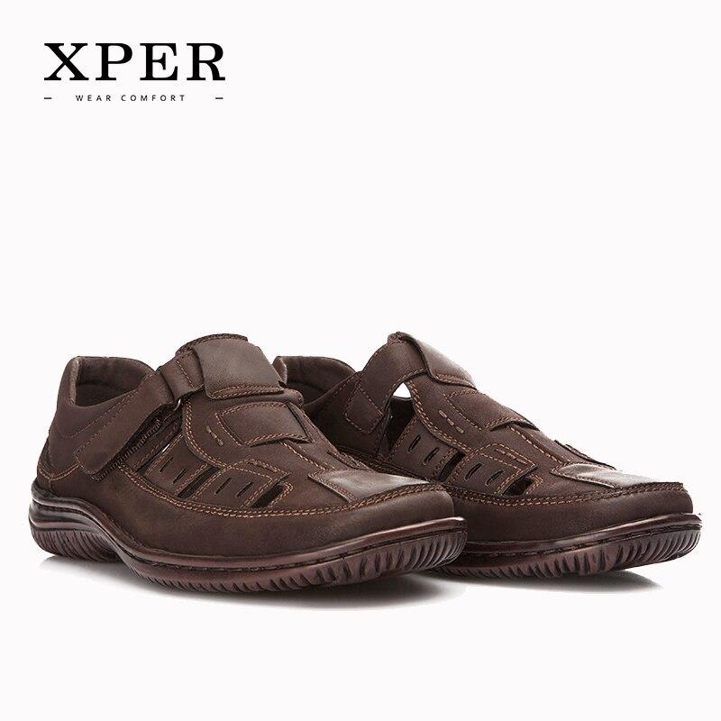 Size 40~45 Brand XPER Men Sandals s