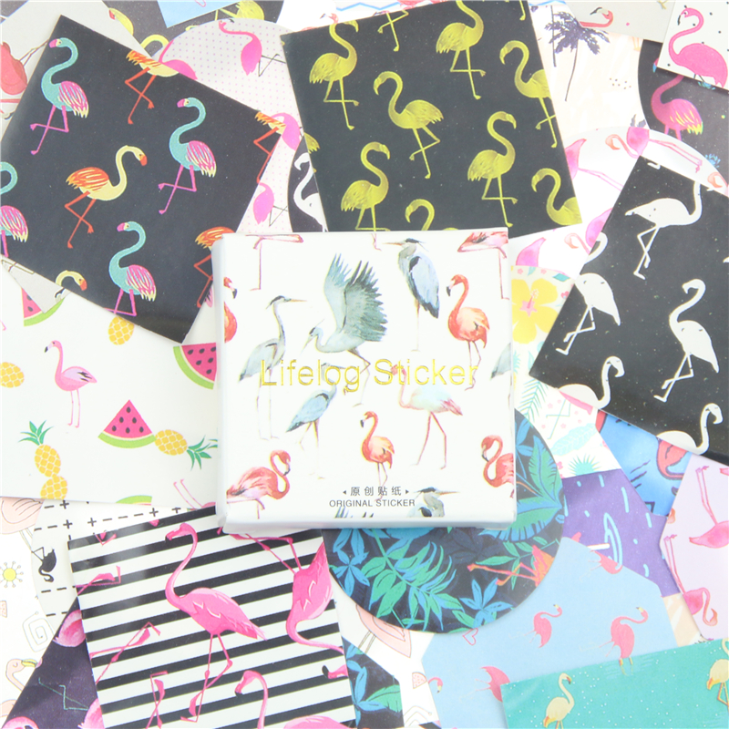 45 Pcs/lot Cute Animal Food Clothes Mini Paper Sticker Decoration Diy Ablum Diary Scrapbooking Label Sticker Kawaii Stationery
