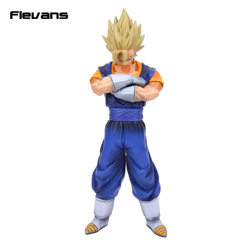 Dragon Ball Z Master Stars Piece MSP The Vegetto PVC Figure Collectible Model Toy 28cm anime dragon ball super saiyan 3 son gokou pvc action figure collectible model toy 18cm kt2841