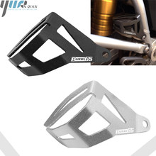 цены For BMW R1200GS LC 2013 2014 2015 2016 R1200GS LC ADV 2014-2016 Motorcycle PartsRear Brake Fluid Reservoir Guard Cover Protect