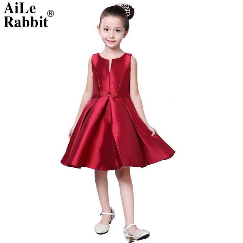 Vestidos De Niños De Rupas Infantil Menina Para Niñas Aile