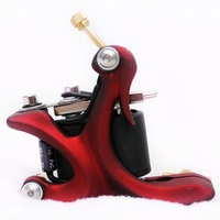 Professional Aluminum Alloy Frame Tattoo Machine Gun For Kit Set Supply - TM5017R
