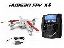 Hubsan X4 H107D FPV RC Quadcopter камеры LCDTransmitter беспилотный Live Потоковое Видео и Аудио Записи Вертолет Падение Рука дроссельной заслонки