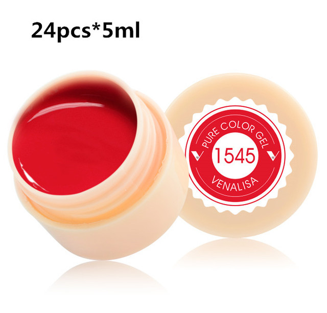24pcs Red 1545